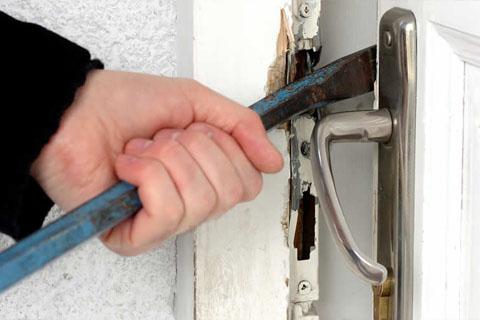 Nuestro cerrajero ayuda con el robo Agudo